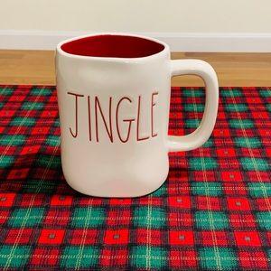 Rae Dunn JINGLE mug